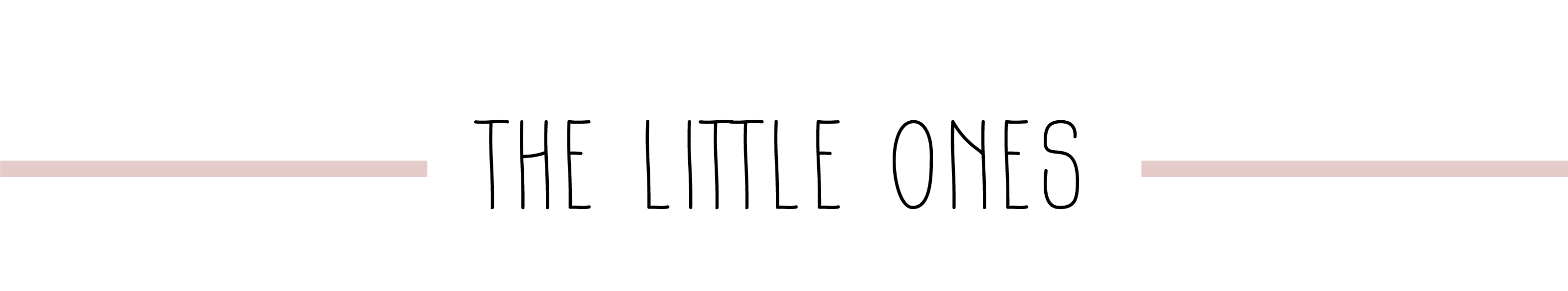 Titels - the little ones